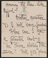 View Letter from Natalie H. Hammond to Gertrude Vanderbilt Whitney digital asset: page 4