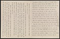 View Letter from Mary C. Chew to Gertrude Vanderbilt Whitney digital asset: pages 1