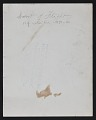 View Photograph of sculpture <em>Spirit of Flight</em> by Gertrude Vanderbilt Whitney at the New York World's Fair digital asset: verso