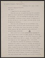 View Abbott Handerson Thayer, N.H. letter to Franklin D. (Franklin Delano) Roosevelt, Washington, D.C. digital asset: page