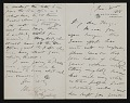 View John Singer Sargent, Chelsea (London, England) letter to Abbott Handerson Thayer digital asset number 0