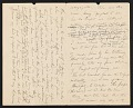 View Abbott Handerson Thayer letter to Emma Beach digital asset number 1