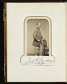 View Photograph album of nineteenth century artists digital asset: page 15