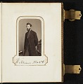 View Photograph album of nineteenth century artists digital asset: page 8