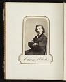 View Photograph album of nineteenth century artists digital asset: page 25