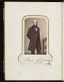 View Photograph album of nineteenth century artists digital asset: page 14