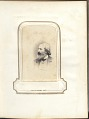View Photograph album of nineteenth century artists digital asset: page 18