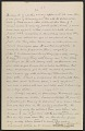 View Worthington Whittredge manuscript of autobiography digital asset: page