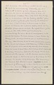 View Worthington Whittredge manuscript of autobiography digital asset: page 2
