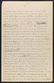 View Worthington Whittredge manuscript of autobiography digital asset: page 8