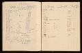 View Frans Wildenhain's kiln log digital asset: page 4