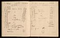 View Frans Wildenhain's kiln log digital asset: page 12