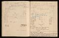 View Frans Wildenhain's kiln log digital asset: page 14