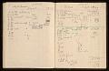 View Frans Wildenhain's kiln log digital asset: page 15