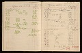 View Frans Wildenhain's kiln log digital asset: page 19
