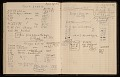 View Frans Wildenhain's kiln log digital asset: page 22