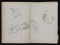 View Sketchbook of cats digital asset: pages 61