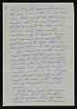View Charles White, Pasadena, California letter to Melvin Williamson, Brooklyn, New York digital asset number 5