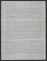 View Walter De Maria letter to Susanna Wilson digital asset number 0