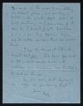 View Robert Motherwell letter to Emerson Woelffer digital asset number 1