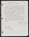 View Correspondence (includes student letters) digital asset number 5