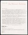 View Ruth Iskin memorandum to unidentified recipient digital asset number 0