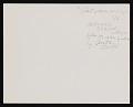 "View Anita Steckel response to ""What is Feminist Art?"" digital asset: verso"