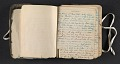 View Beatrice Wood diary digital asset: pages 4