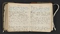 View Beatrice Wood diary digital asset: pages 98