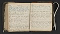 View Beatrice Wood diary digital asset: pages 117