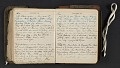 View Beatrice Wood diary digital asset: pages 123