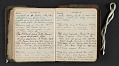 View Beatrice Wood diary digital asset: pages 124