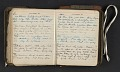 View Beatrice Wood diary digital asset: pages 154