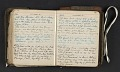 View Beatrice Wood diary digital asset: pages 155