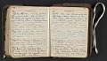 View Beatrice Wood diary digital asset: pages 156
