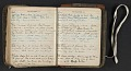 View Beatrice Wood diary digital asset: pages 181