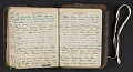 View Beatrice Wood diary digital asset: pages 182