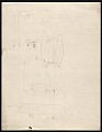 View Notes and sketches for mural for the Brodhead Naval Armory, Detroit, Mich. digital asset number 1