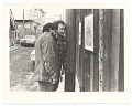 View Photograph of Carlos Loarca and Rupert García in Balmy Alley, San Francisco digital asset number 0