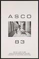 View <em>ASCO 83</em> pamphlet digital asset: cover