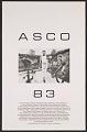 View <em>ASCO 83</em> pamphlet digital asset: cover back