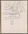 View Ray Yoshida sketchbook digital asset: page 4