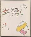 View Ray Yoshida sketchbook digital asset: page 15