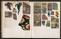 View Ray Yoshida scrapbook of comic book clippings digital asset: pages 22