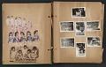 View Unidentified child's scrapbook digital asset: pages 2
