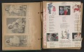 View Unidentified child's scrapbook digital asset: pages 6