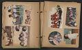 View Unidentified child's scrapbook digital asset: pages 9
