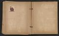 View Unidentified child's scrapbook digital asset: pages 12