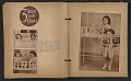 View Unidentified child's scrapbook digital asset: pages 14