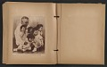 View Unidentified child's scrapbook digital asset: pages 17